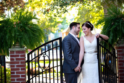 Smithville Inn New Jersey Wedding Photos