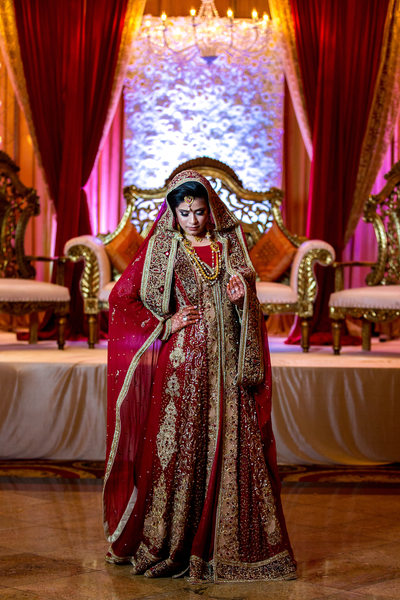 Pakistani Wedding at the Merion in South Jersey