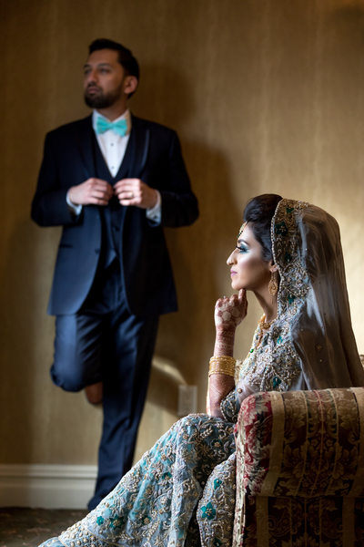 Pakistani Wedding at the Il Villaggio