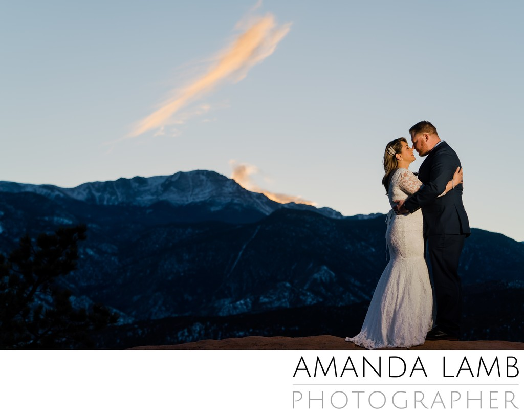 Colorado Springs Elopement Photographer