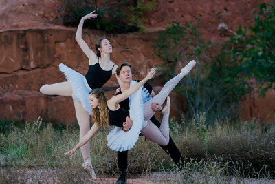 High School Senior Dancers