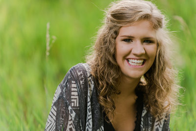 Lauren's Senior Portraits at Bear Creek Regional Park