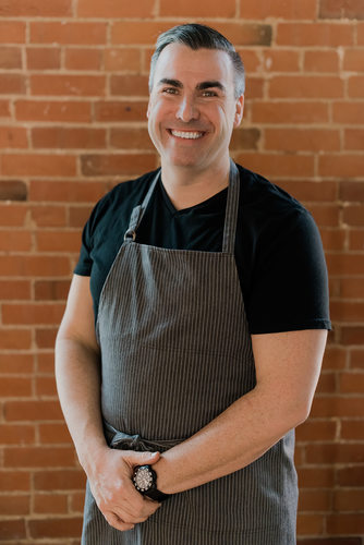 Till Kitchen Chef Headshot in Colorado Springs, CO