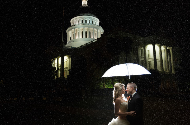Sacramento Capital Wedding