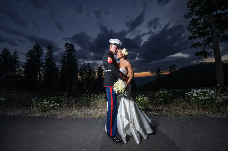 Northstar Wedding photography, South Lake Tahoe weddings
