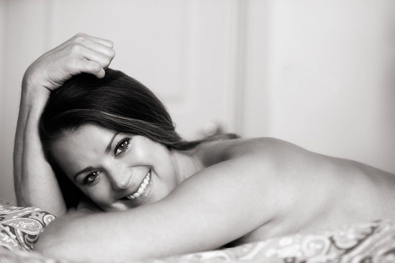 Timeless, Classic Boudoir Photography.