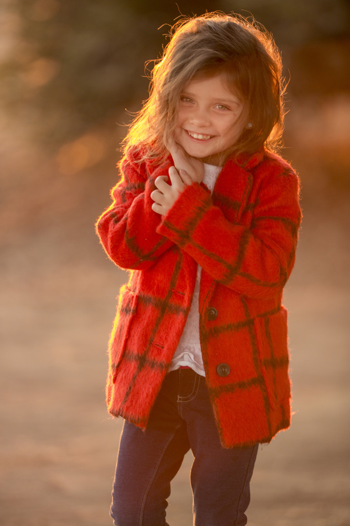 Childrens fall model