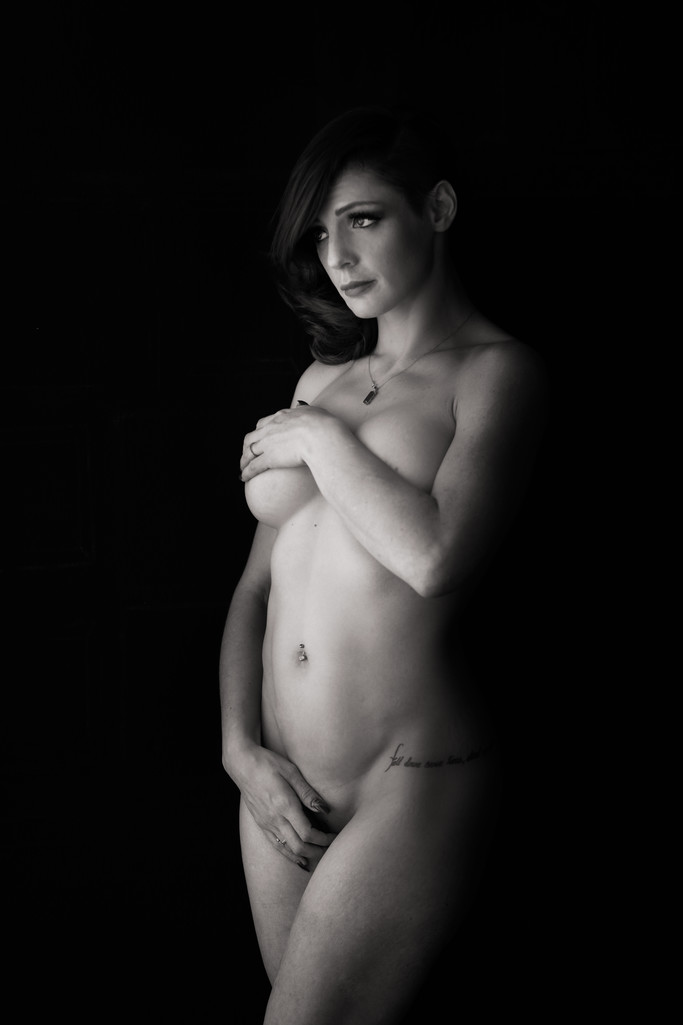 Fine Art Boudoir Photographer San Francisco Bay Area