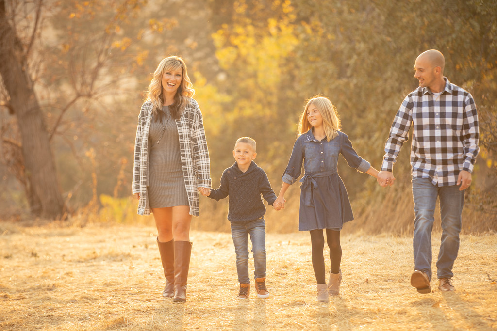 Creative Family Photographer in Bay area