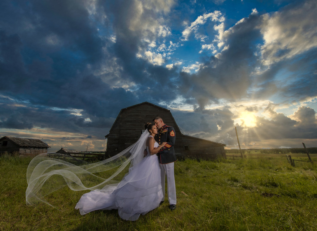 Bay Area outdoor barn weddings