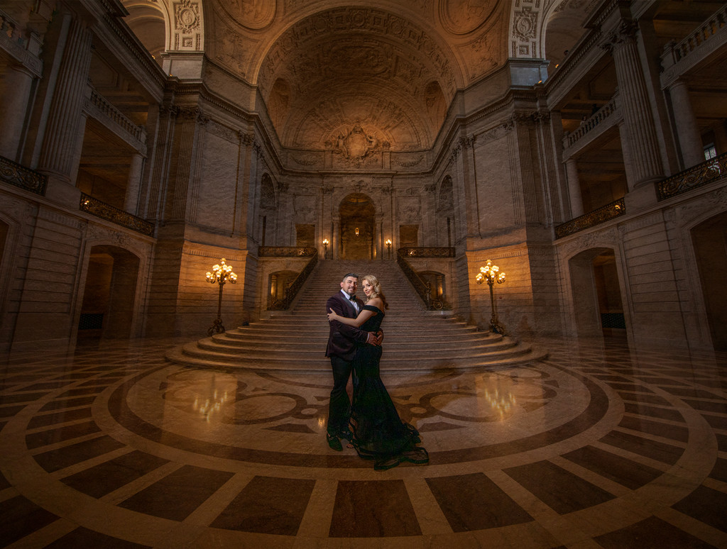 Best San Francisco City hall Wedding Photographers