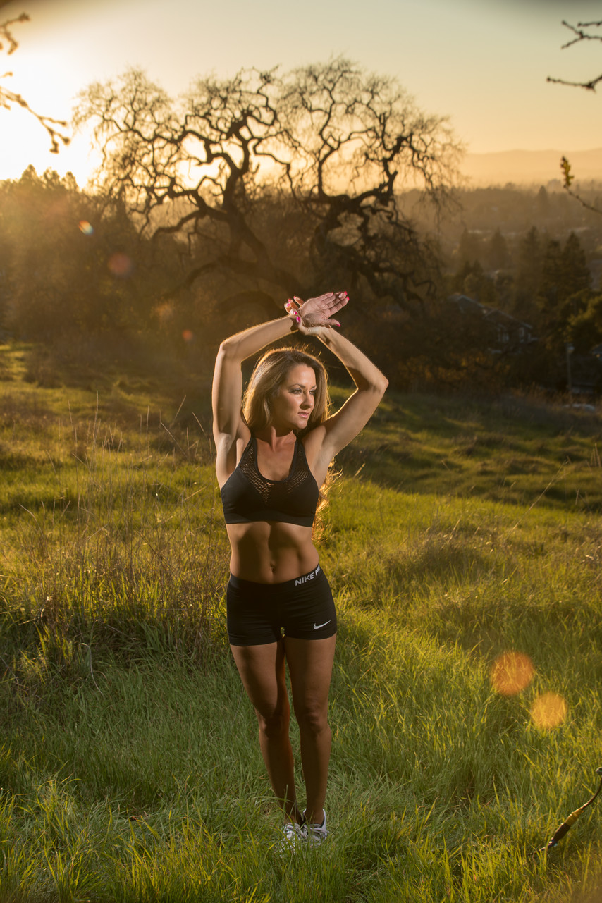 Fitness Photographers in Tracy California
