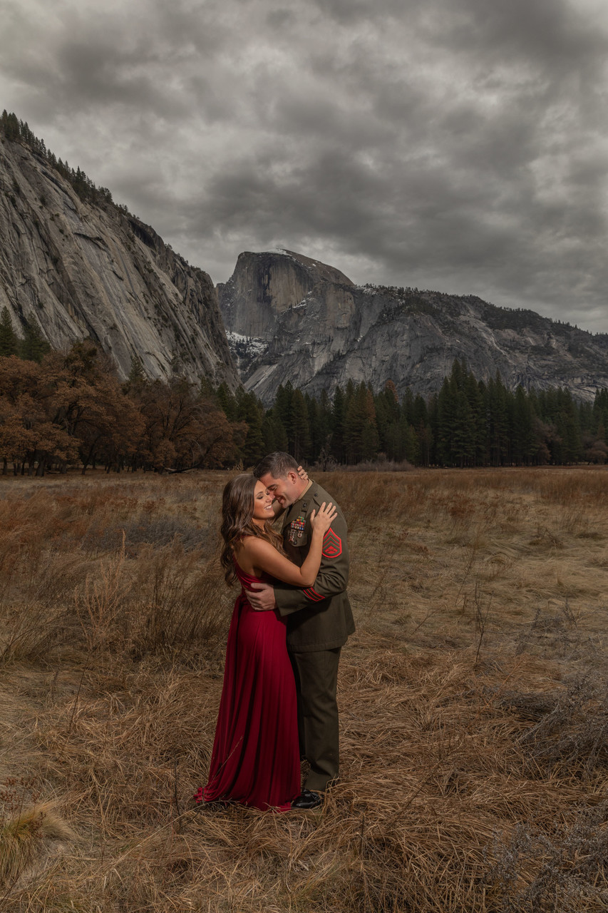 Military engagement Photos in Yosemite