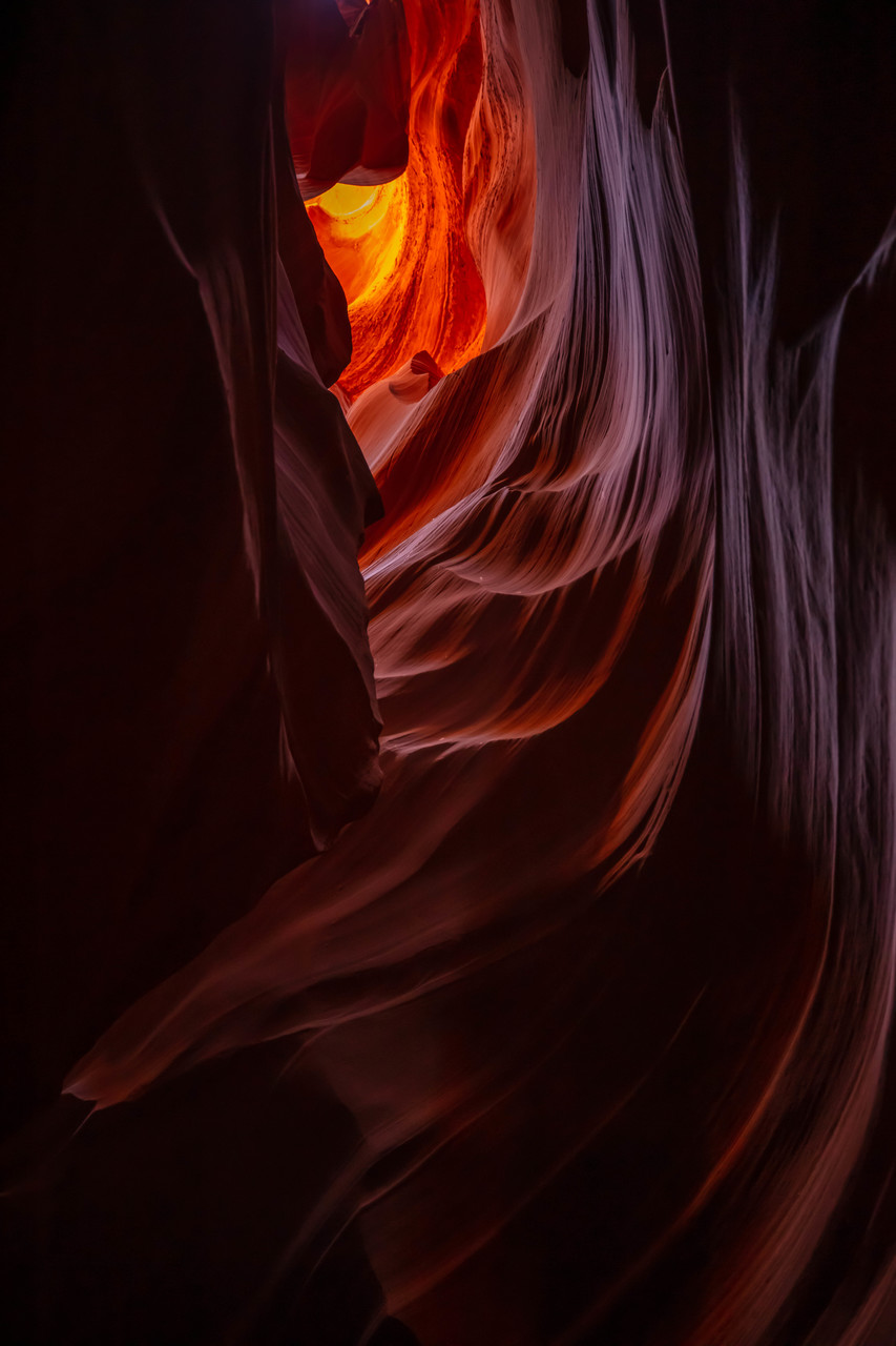 Antelope Canyon Page Arizona landscape