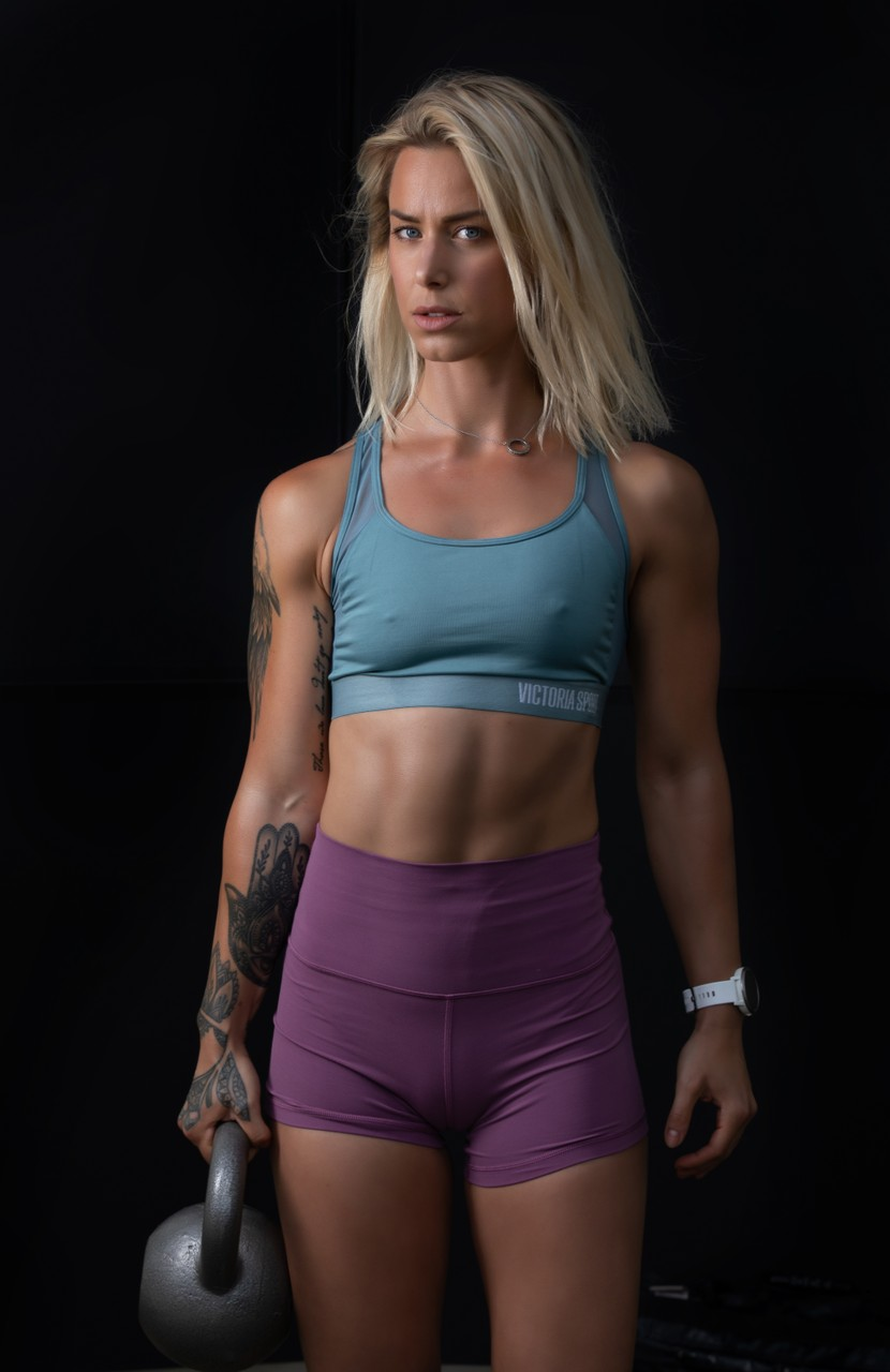 Commercial  Bay Area fitness photographers