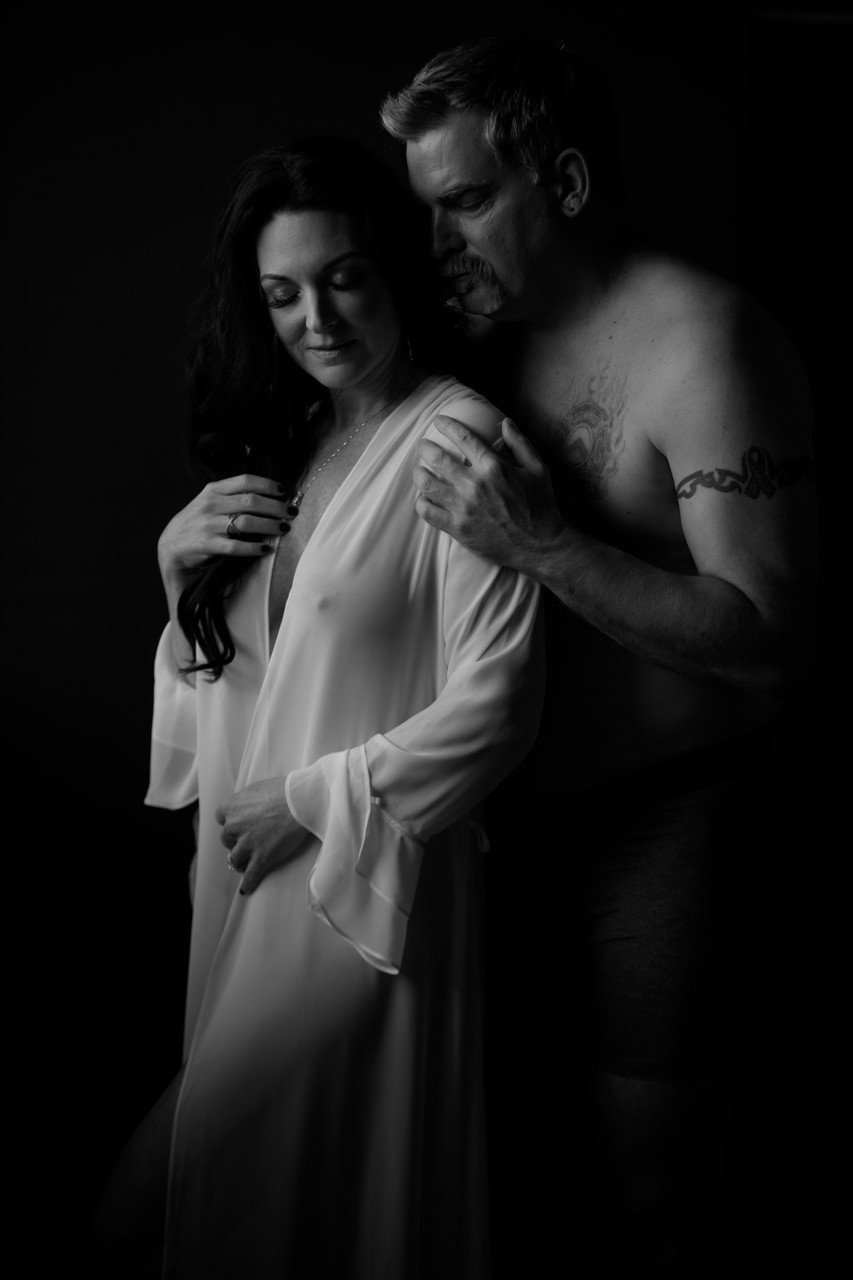 Bay Area couples boudoir photographer