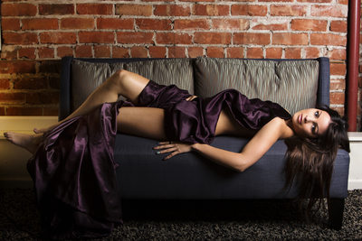 Tasteful Boudoir photography studio Tracy California