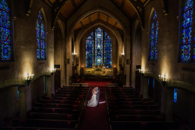 Morris Chapel Wedding Photographer creative Church