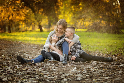 Ripon Army Corp Park Family Photographer