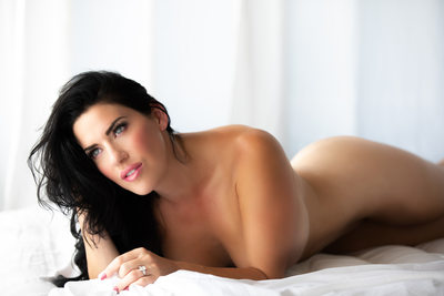 Best Bay Area boudoir photographer, Tracy California.