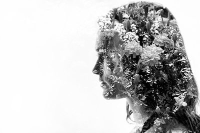 Creative Double Exposure Photos