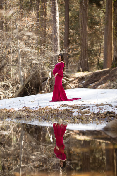Maternity Photography in Yosemite, Yosemite Photographer