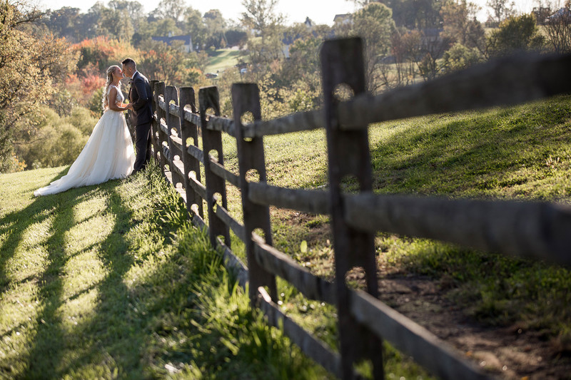 Ironstone Ranch Fall Wedding Photo