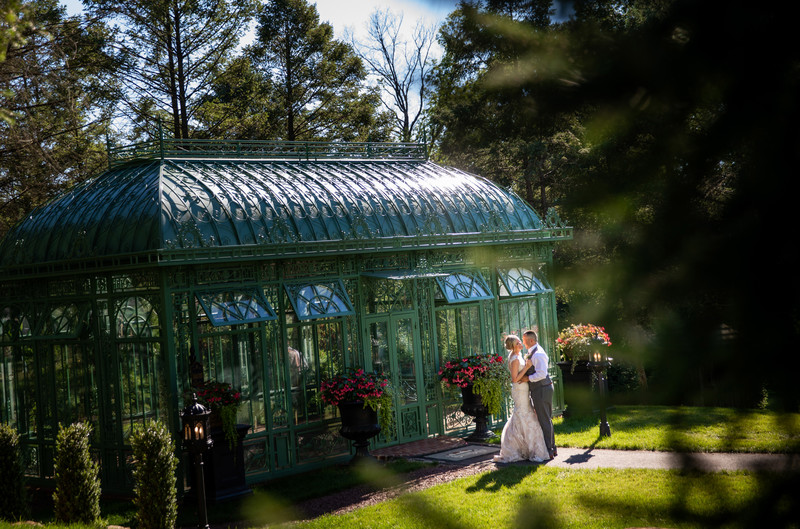 The Solarium at Star Barn Wedding Photos