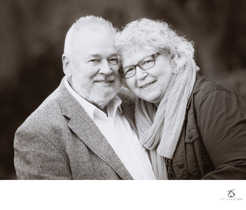 50th Wedding Anniversary Portraits
