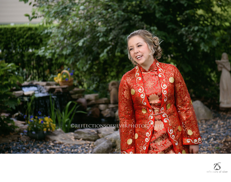 Vietnamese Tea Ceremony Wedding Fort Wayne Indiana