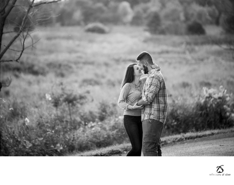 Photographers of Northern Indiana Engagement Session