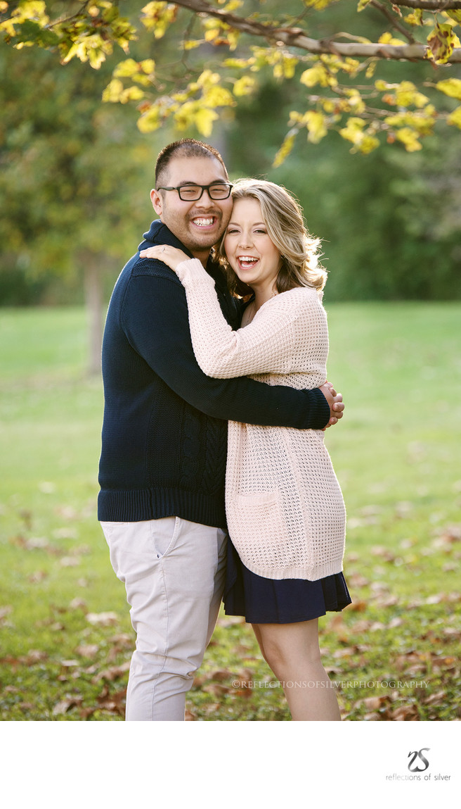 Wedding and Engagement Photography Fall Session
