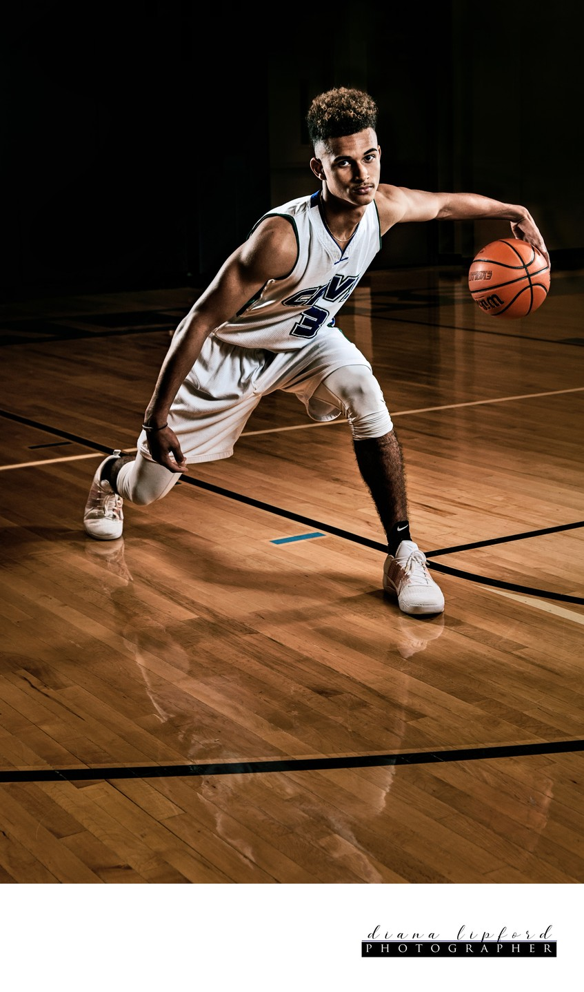 Sports Canterbury High School Senior Session Basketball