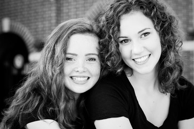 BFF Teen Session at Parkview Field
