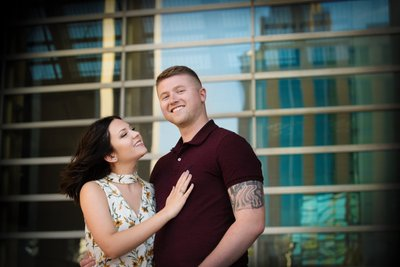 Engagement Pictures in Ft. Wayne