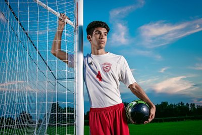 Soccer High School Sports Senior Session