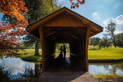Wedding Photographers in Ft Wayne Orchard Ridge CC