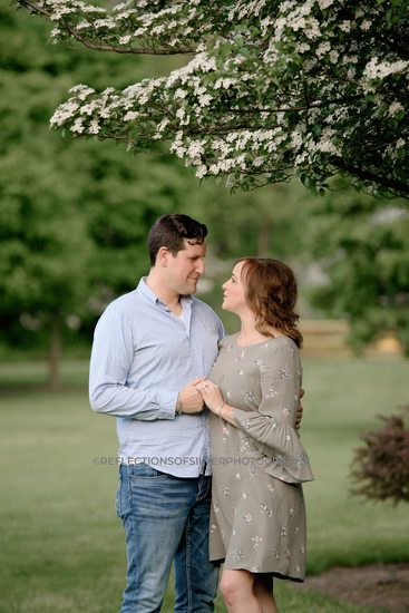 Gorgeous Engagement Photography Fort Wayne Indiana