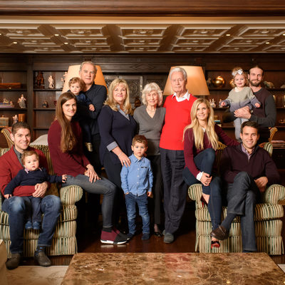 50th ANNIVERSARY FAMILY PORTRAIT
