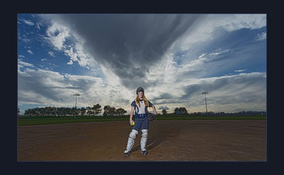 California Breeze softball
