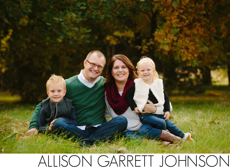 Best Nebraska Family Photographer