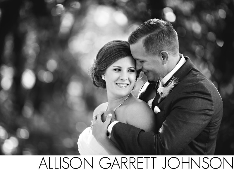 Wedding Portrait at Bluestem Tree Farm