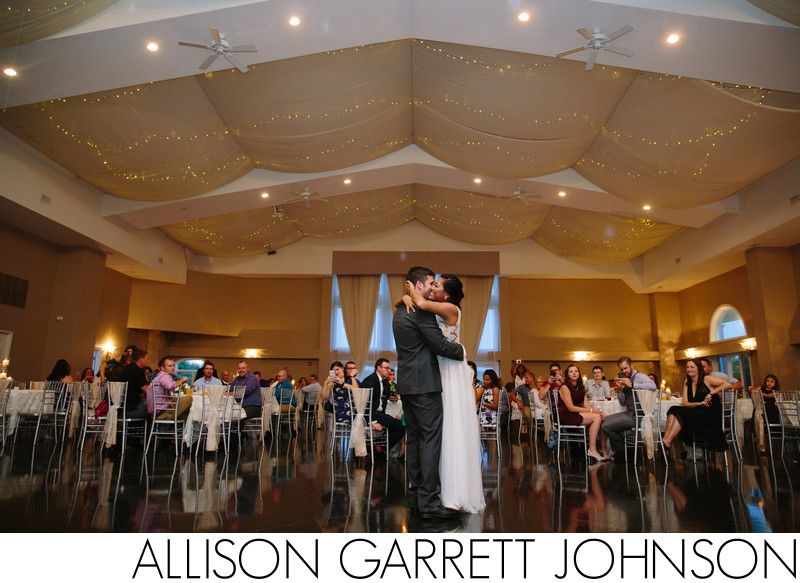 Fountains Ballroom Glenwood, Iowa Wedding Reception