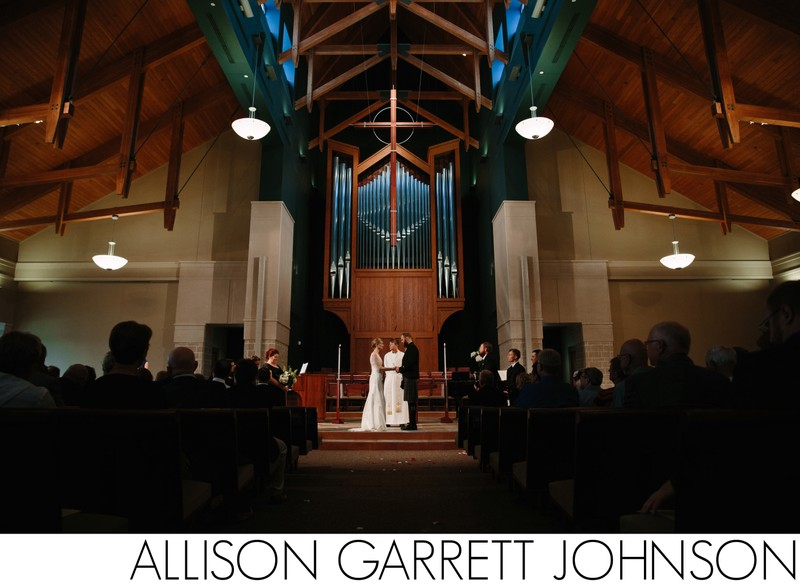 Southwood Lutheran Church Weddings | Lincoln NE - Allison ...