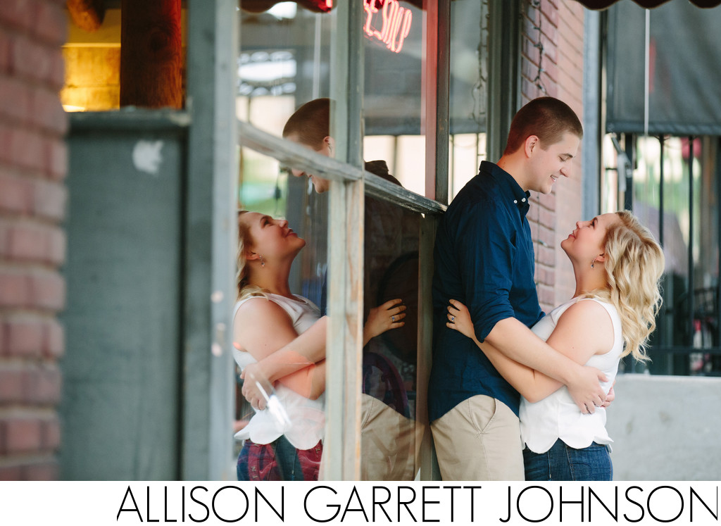 Haymarket Lincoln Engagement Pictures