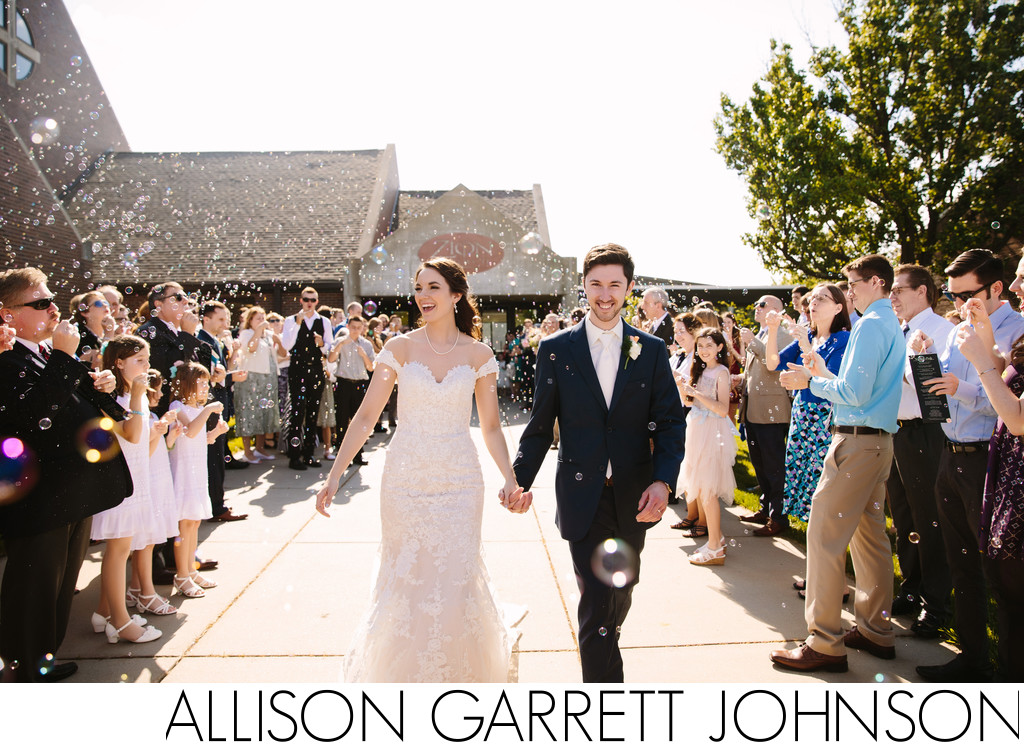 Zion Presbyterian Church Wedding Lincoln