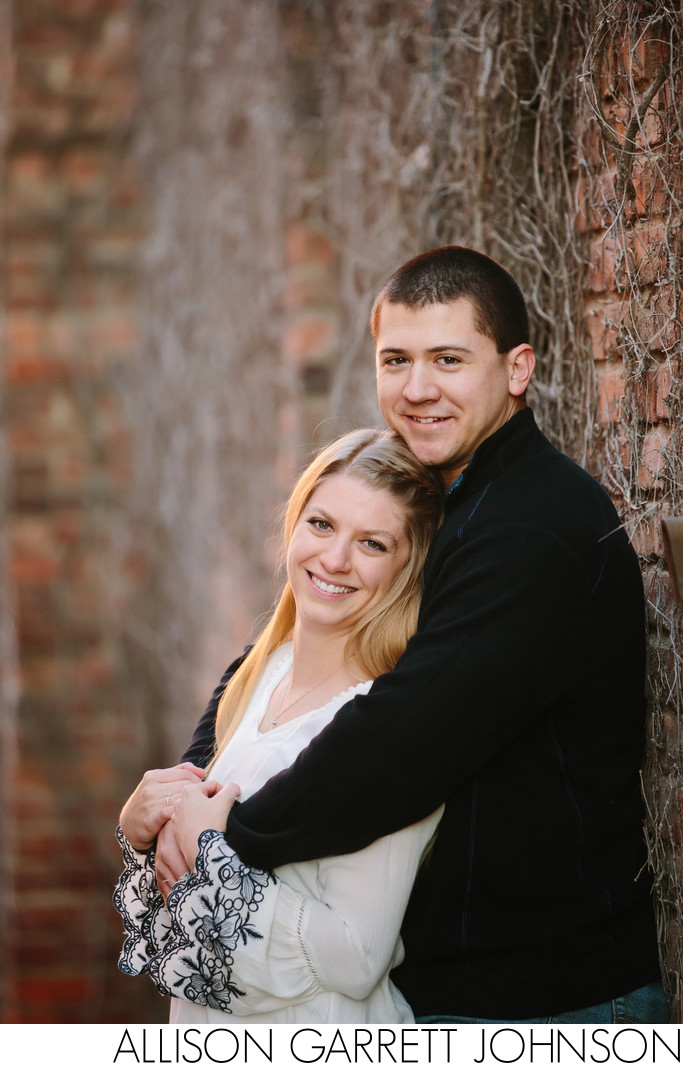 Winter Engagement Session Lincoln NE