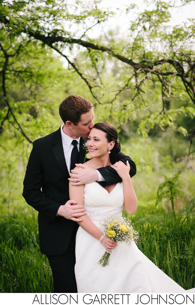 Wilderness Ridge Wedding Outdoor Photos