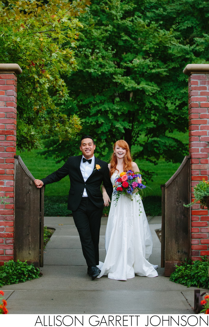 Stems Omaha: Wedding Wednesday: A Lauritzen Gardens ...  Lauritzen Gardens Wedding