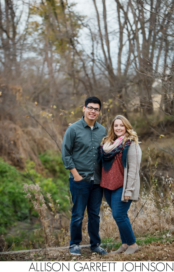 Plum Creek Park Seward, Nebraska Engagement Session